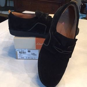 Clark's Unstructured Un Ava Loafers